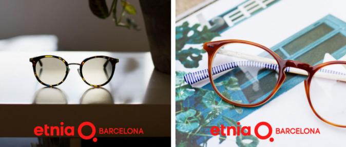 MediOptiikka Etnia Barcelona kehykset